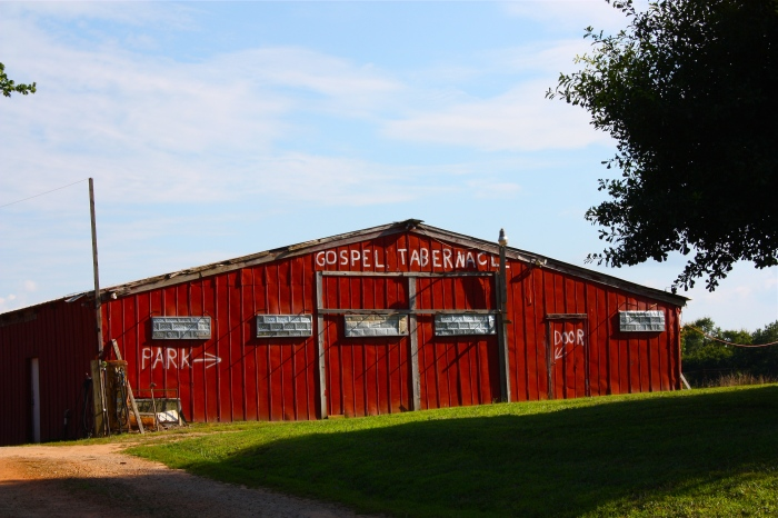 Gospel Tabernacle, Carlton Georgia