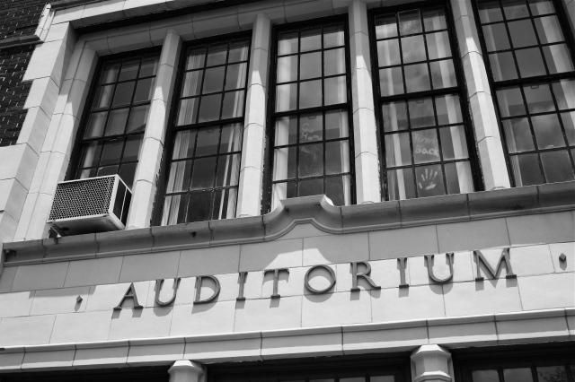 Ducktown School Auditorium