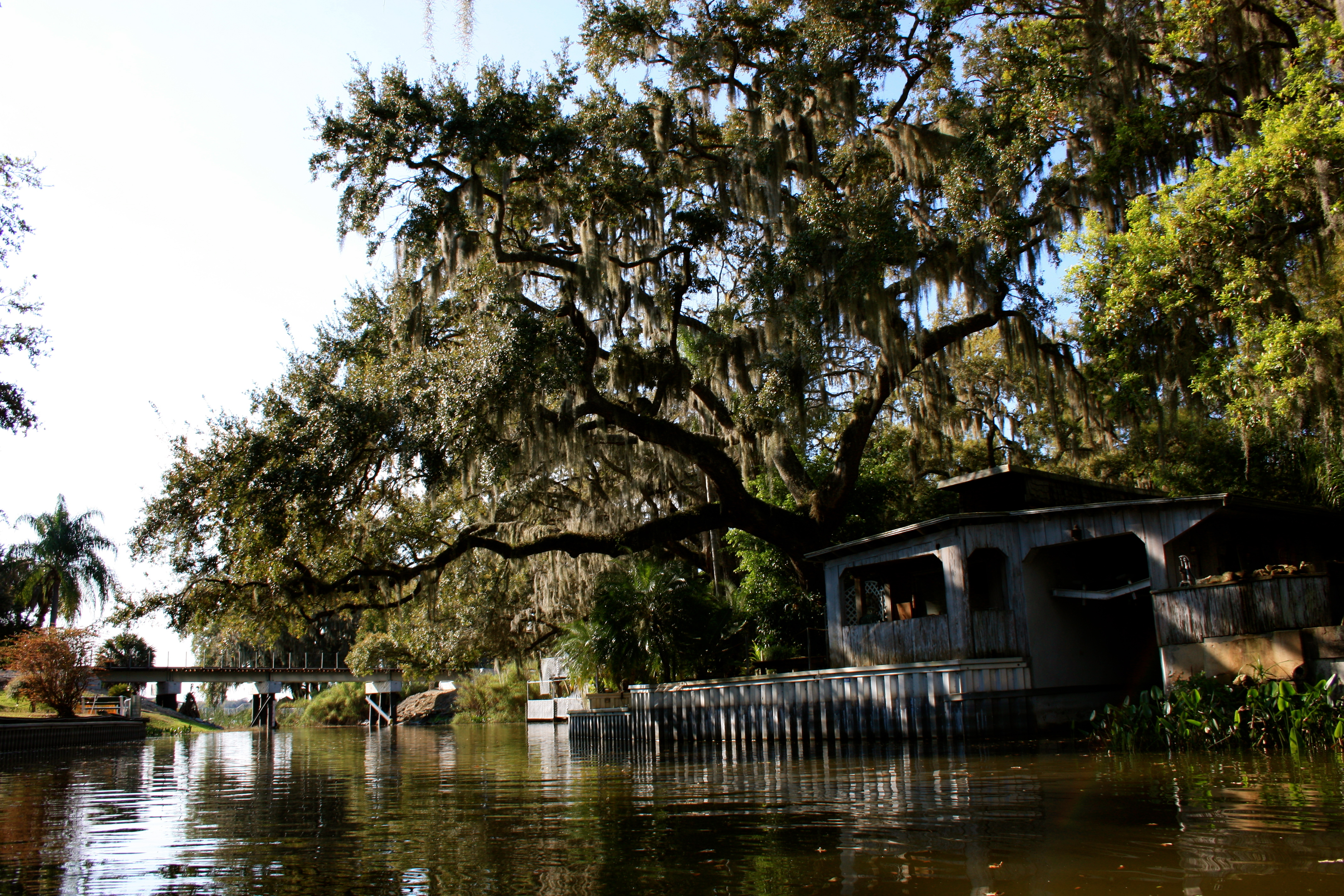 Dora Canal Boathouse