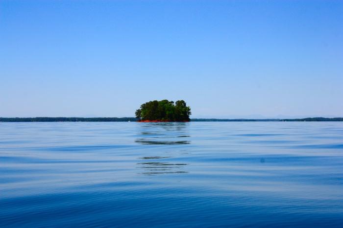 Big Island, Lake Hartwell