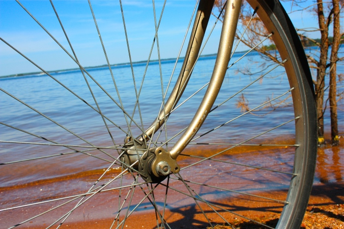 Spokes on the Water
