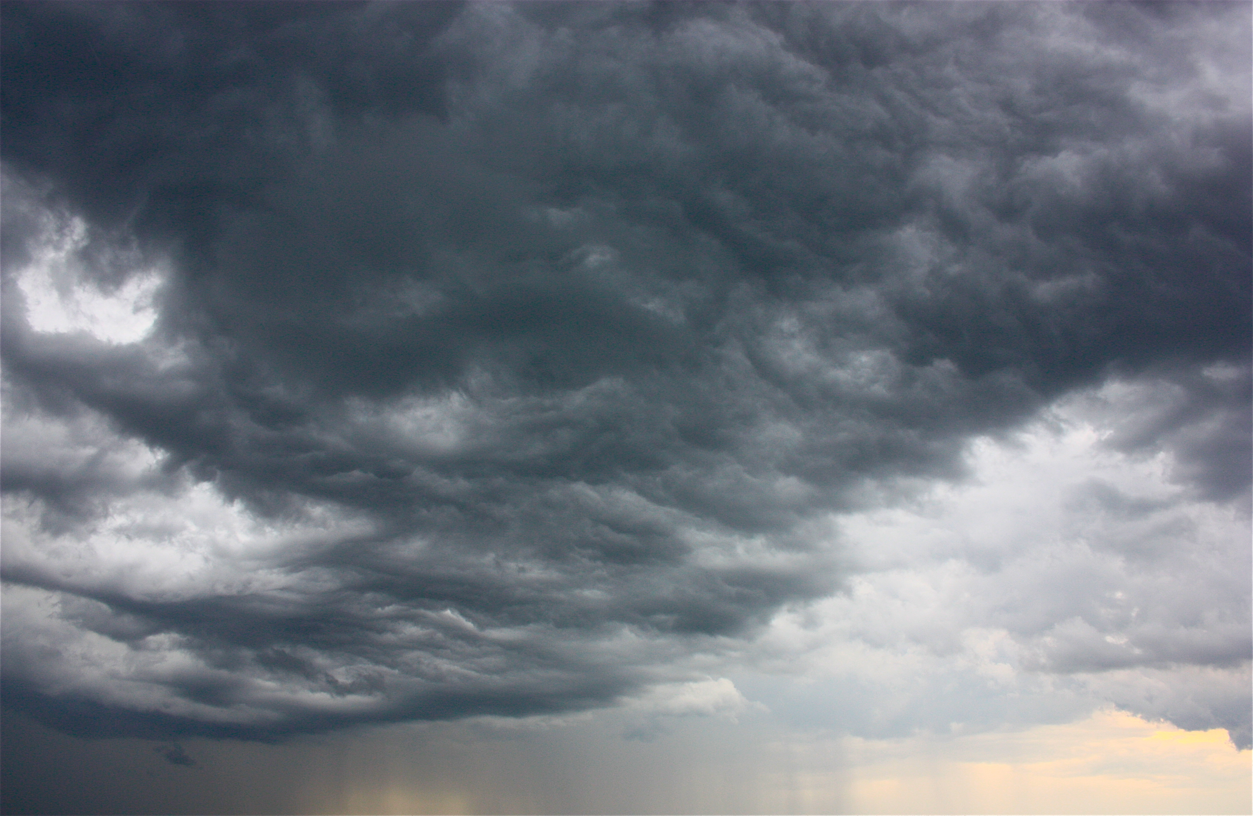 Lake Hartwell Storm Clouds 1