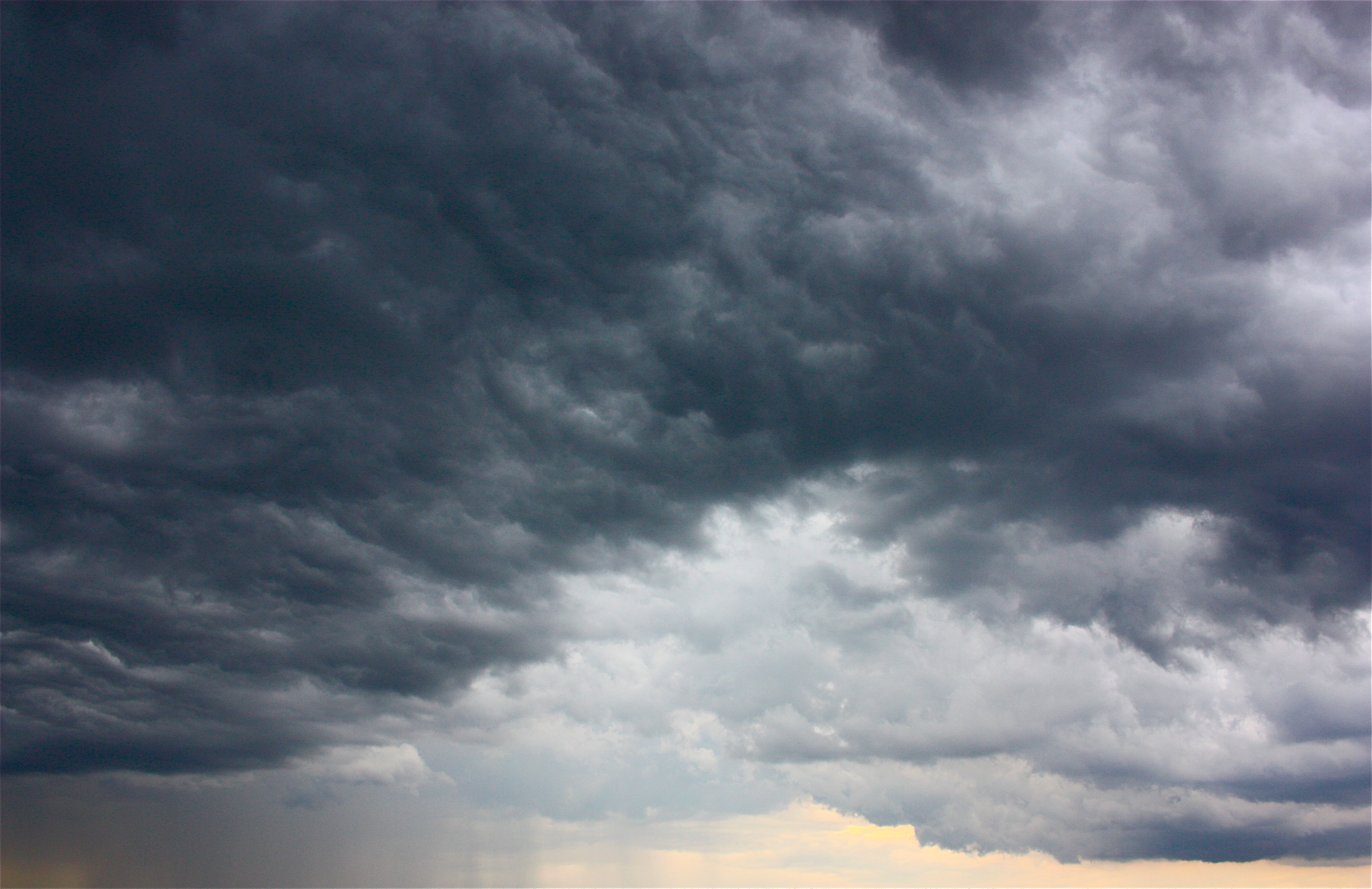 Lake Hartwell Storm Clouds 2