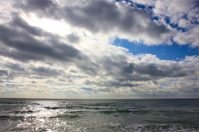 Azure Skies