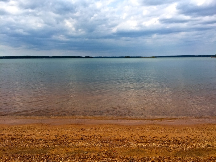 Lake Hartwell Glass